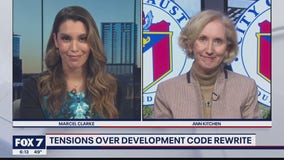 FOX 7 Discussion: Council member Ann Kitchen on land development code revisions