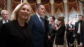 Utah Sen. Mitt Romney votes guilty on 1st article of impeachment, not guilty on 2nd
