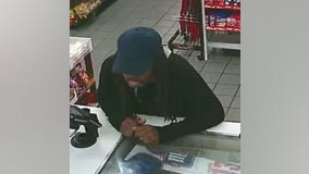 APD: Suspect wanted for three separate aggravated robberies