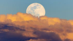 What is a 'snow moon'? February's first full moon will light up night sky over the weekend