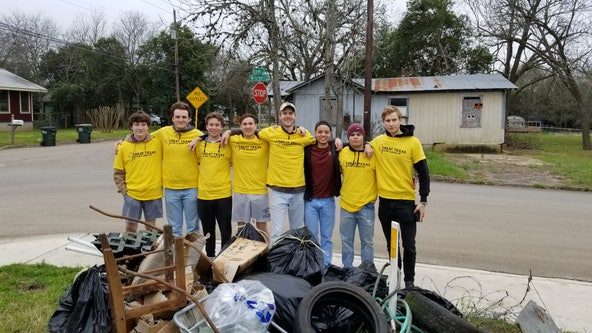 Volunteers needed for Great Texas River Clean Up in March