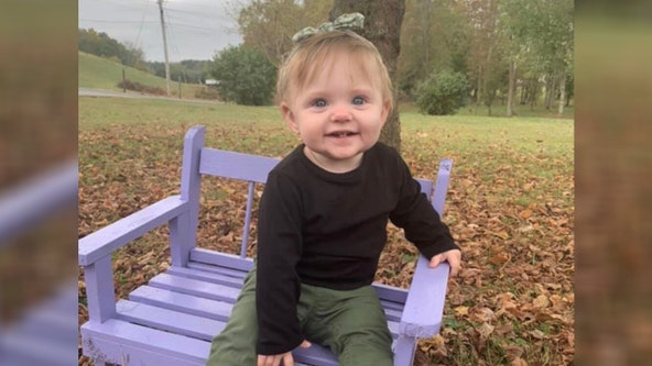 Amber Alert issued for Tennessee toddler that hasn't been seen in two months