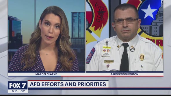 FOX 7 Discussion: Austin Fire Department releases 2019 report