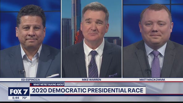 FOX 7 Discussion: Bernie Sanders takes the lead in Democratic race