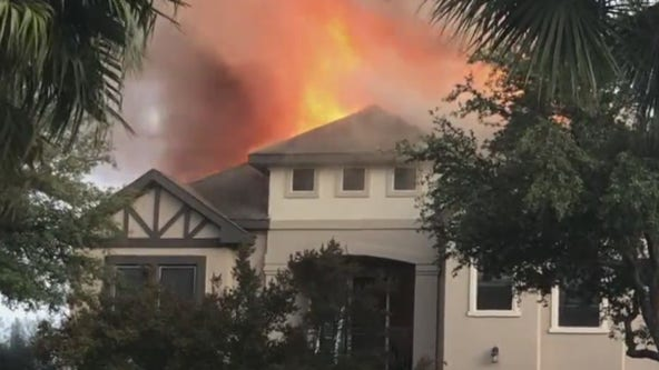 Round Rock community comes together after fire displaces 22 residents