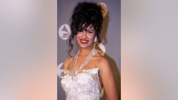 Selena tribute concert featuring Pitbull coming to Texas in May