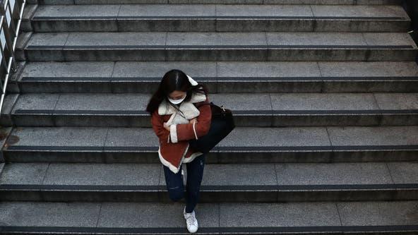 COVID-19 infections climb in South Korea as world fights coronavirus