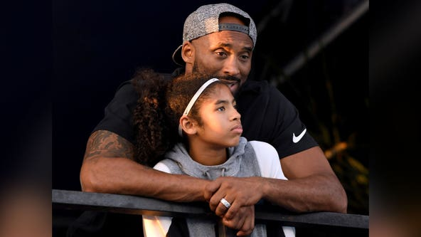 Kobe and Gianna Bryant shared love of basketball and skills on the court