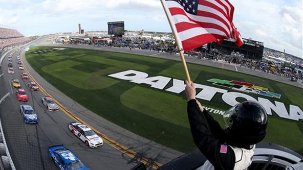After Sunday rain delay, Daytona 500 now underway Speedway