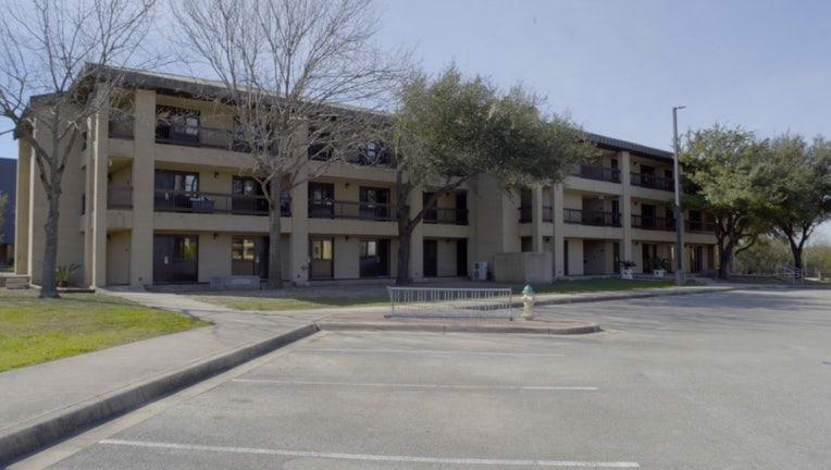 A Feb. 2, 2020 photo of empty lodging facilities at Joint Base San Antonio-Lackland, Texas. The Department of Defense is providing temporary lodging support for up to 1,000 passengers being evacuated from China to the U.S. in response to the coronavirus outbreak there. DoD has identified blocks of rooms at March Air Force Base, Calif., Travis Air Force Base, Calif., Marine Corps Air Station Miramar, Calif., Lackland Air Force Base, Texas, and Fort Carson, Colo. Under the HHS request, DoD installations are only providing housing support. HHS is responsible for all care, transportation, and security of the passengers. DoD personnel will not be directly in contact with the passengers and these passengers will not have access to any base location other than their assigned housing.