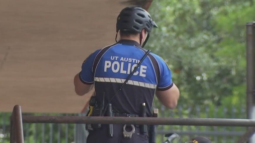UT Police outline new safety spending
