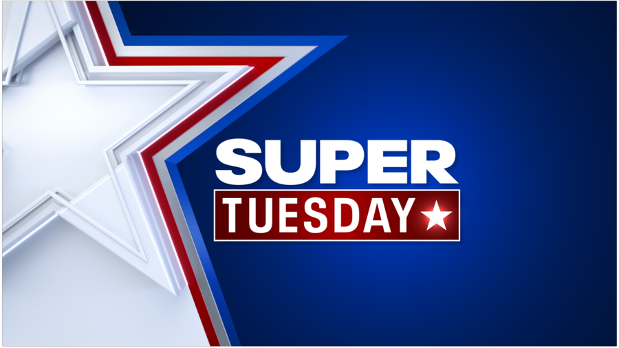 2020 Super Tuesday election results