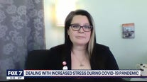FOX 7 Discussion: Dealing with increased stress during COVID-19 pandemic