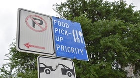 "Austin looks to improve curbside food access, installs new ""Food Pick-Up Priority"" zones"