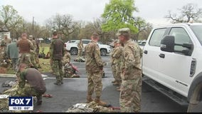 Central Texas Soldiers put to the test in Best Warrior Competition in Bastrop