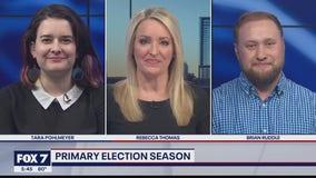 FOX 7 Discussion: Primaries in six states