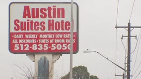 Guests of Austin Suites Hotel say they were given 24-hour notice to pack up and leave