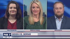 FOX 7 Discussion: Sanders vs Biden