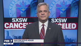 FOX 7 Discussion: Mayor Adler on SXSW cancellation