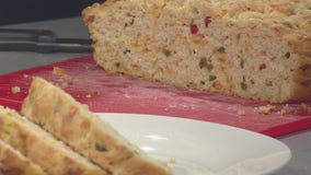 Good Day Cooks: Jalapeno Cheddar Beer Bread