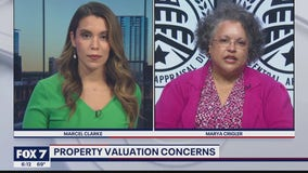 FOX 7 Discussion: Property valuation concerns in Travis County