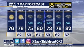 Morning weather forecast for March 31, 2020