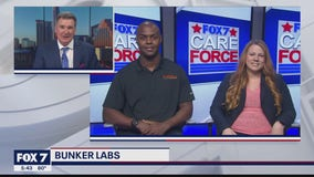 FOX 7 Care Force: Bunker Labs helps veterans, service members start businesses