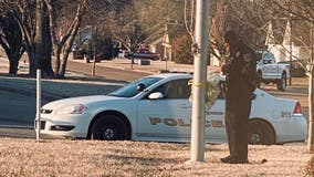Arkansas police officer prays for students at school's flagpole everyday
