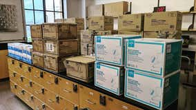 Central Texas universities, colleges donate PPE gear to help with COVID-19 response