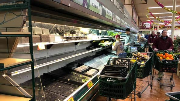 Pa. grocery store tossed $35K worth of food after woman purposely coughed on fresh produce, owner says