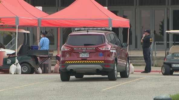 Dallas County requests more COVID-19 tests, seeks help from National Guard