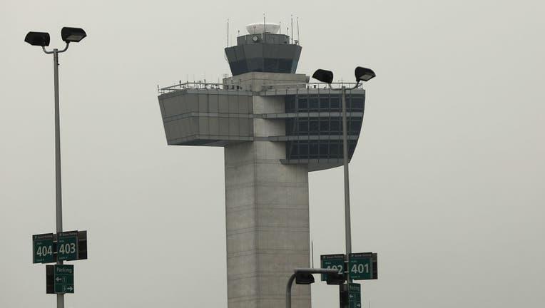 JFK Air Traffic Control Tower