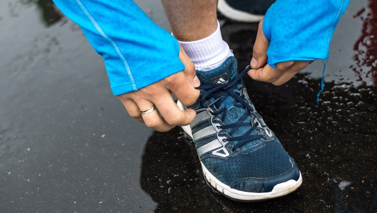 Running shoe marathon generic