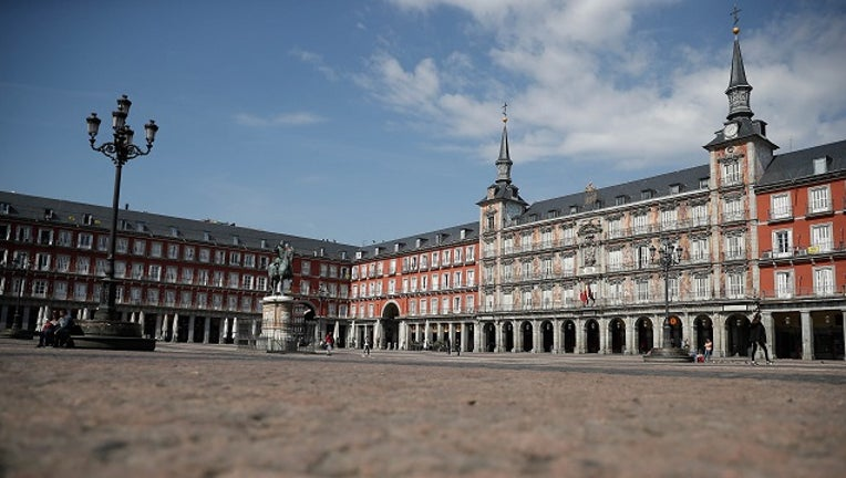Spain announces lockdown as coronavirus cases up 6,000