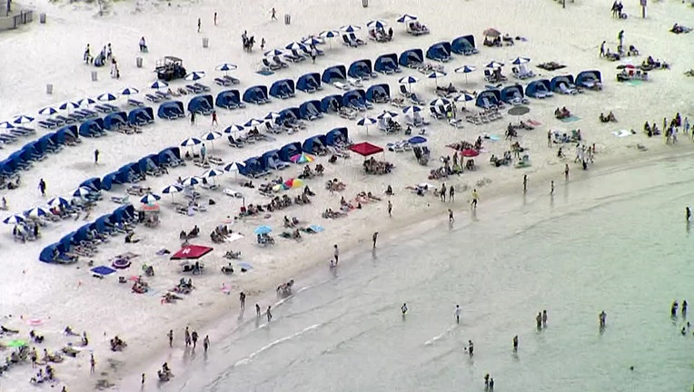 clearwater beach march 17