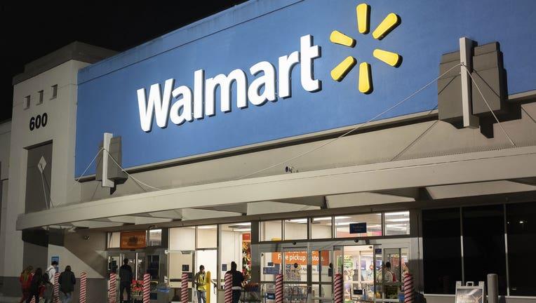 FILE - A Walmart store.