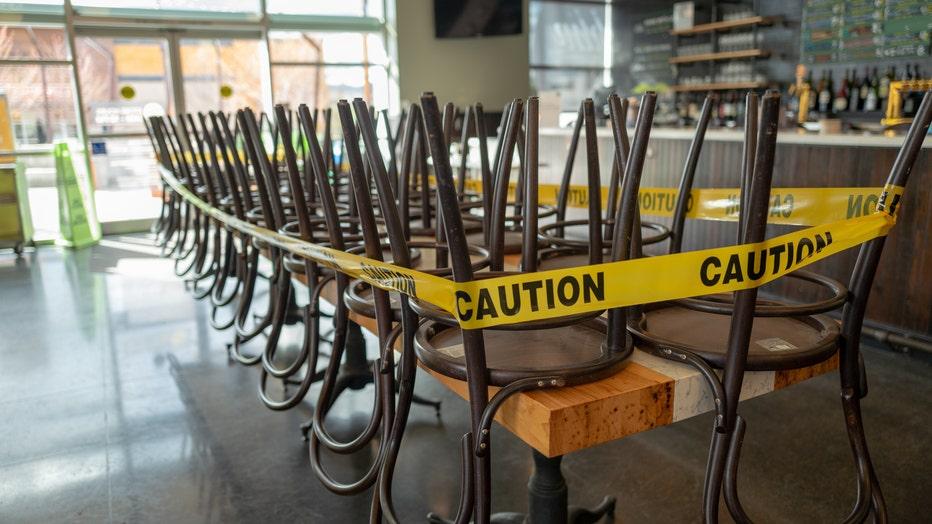 COVID-19 Bay Area Restaurants Closed