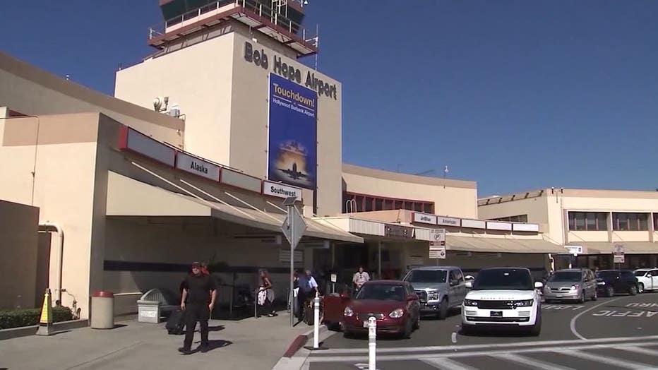 burbank airport generic