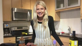 Tortilla Pizza recipe with FOX 7 Austin's Tierra Neubaum