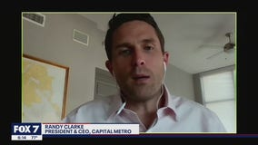 FOX 7 Discussion: CapMetro CEO on COVID-19 response