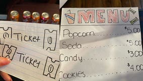 Mom's parenting hack has kids do chores to earn 'money' for movie night at home: 'They loved it'