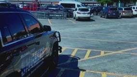 Williamson County Sheriff's deputies use PA systems to remind people to practice social distancing