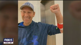 Cancer survivor on Long Island beats COVID-19
