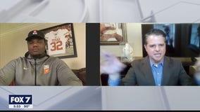 Longhorn D-Lineman Malcolm Roach talks NFL Draft 2020