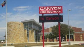Comal ISD's Canyon High School to serve as one-day COVID-19 testing site
