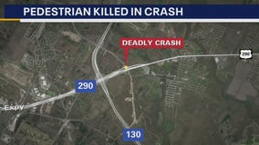 APD identifies pedestrian hit and killed in eastern Travis County