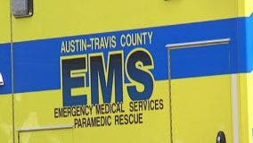 Adult rescued from storm drain in South Austin