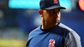 Red Sox stripped of 2nd-round draft pick for breaking video rules, ex-manager Cora banned through 2020 postseason