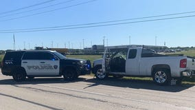 Woman steals pickup and leads police on pursuit from San Antonio to New Braunfels