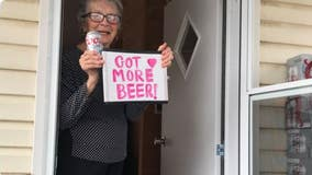 93-year-old Pennsylvania woman's viral coronavirus plea for more beer answered by Coors